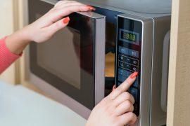 microwave repairing service