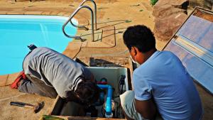 swimming pool repair Dubai
