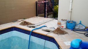 swimming pool repair service Dubai