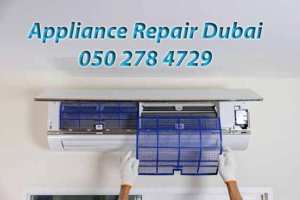 ac cleaning and repairing service dubai