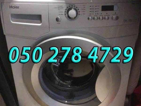 Haier Washing Machine Repair Dubai