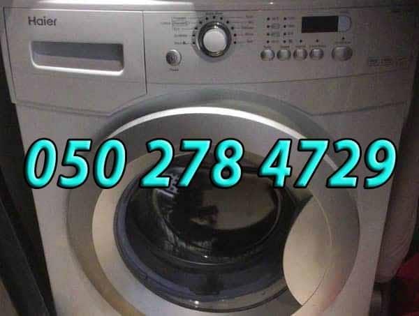 Haier Washing Machine Repair Dubai