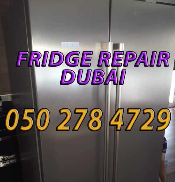 Refrigerator Fridge Repair Dubai