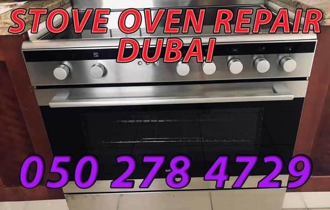 Stove Oven Repair Dubai