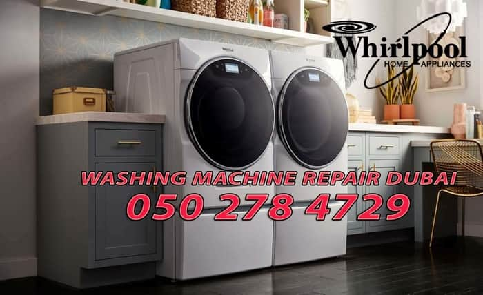 Whirlpool Washing Machine Repair Dubai