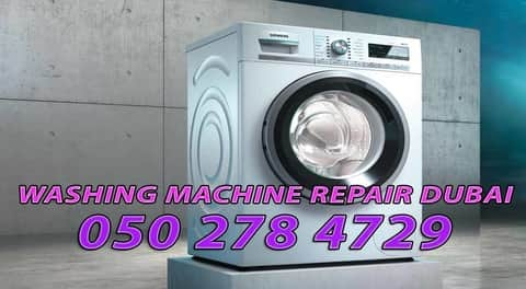 Affordable Washing Machine Repair Dubai