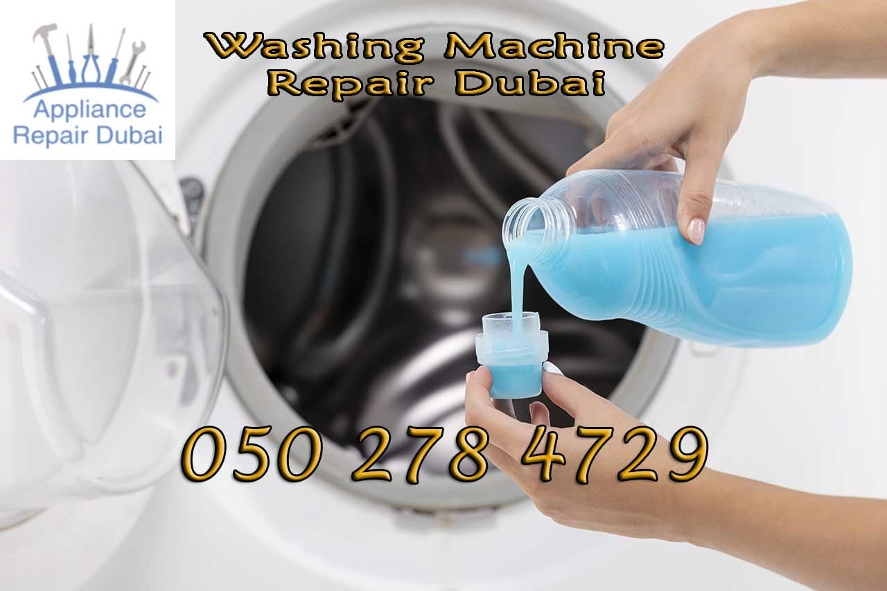 Washing Machine Repair Service Dubai